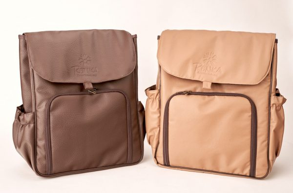 Renka Bags Choc and Tan